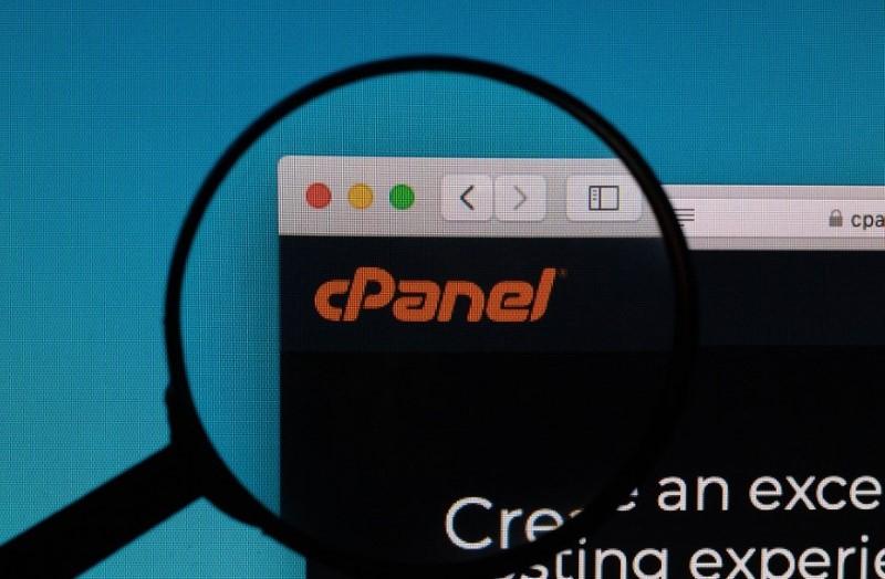 cPanel это тип веб-панели управления