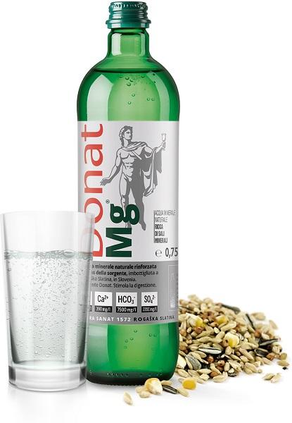 Donat Mg mинеральная вода